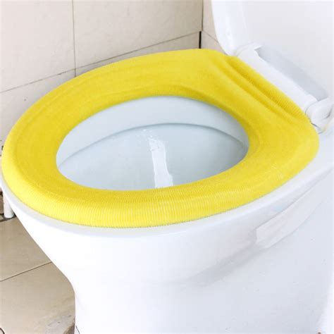 bathroom toilet lid covers new washable soft closestool lid top cover bathroom warmer