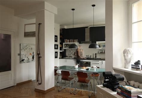 berlin style apartment
