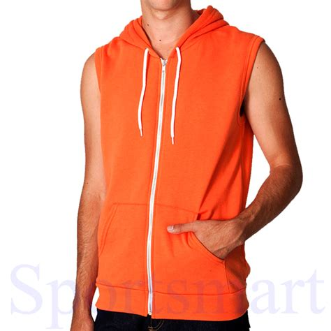 Jumper Polos Hoodie Biru raiken apparel sleeveless gilet jumper hooded top hoodie mens size s xl ebay