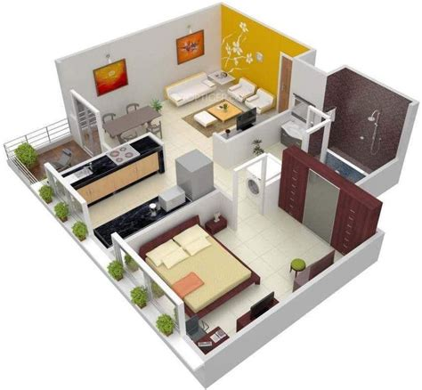 bedroom above kitchen vastu 1132 sq ft 2 bhk 2t apartment for sale in vaastu udyog