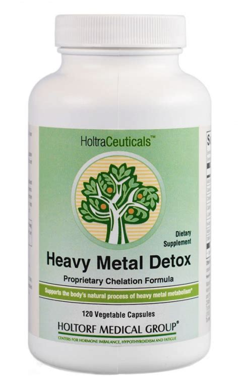 Naturessunshine Heavy Metal Detox by Do You Need A Detox