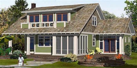 robinson residential craftsman  series house plan
