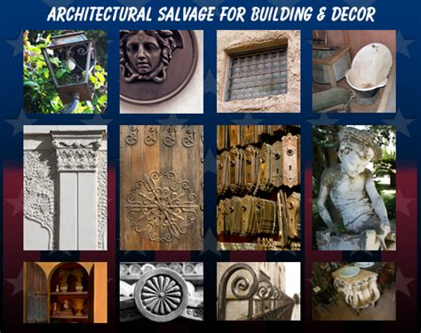 Decorative Salvage Dealers by Search Antiques Across The Usa