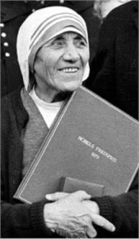 mother teresa nobel peace prize biography in hindi 20 facts about mother teresa legacy com