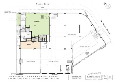 department store floor plan new ground floor plan blackwell s department store a