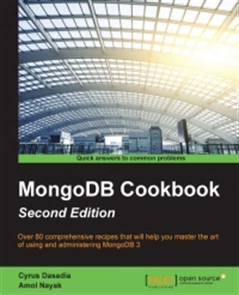 repository pattern mongodb c mongodb cookbook 2nd edition techblogsearch com