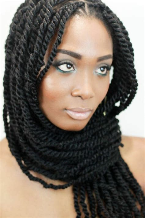 pics of marley twist marley twists thin as i would want if long natural