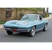 Bilder Chevrolet Corvette Sting Ray  Autobildde