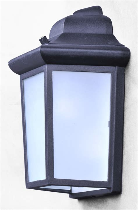Outdoor Lighting Wall Mount 1 Light Led Outdoor Wall Mount Outdoor Wall Mount Maxim Lighting