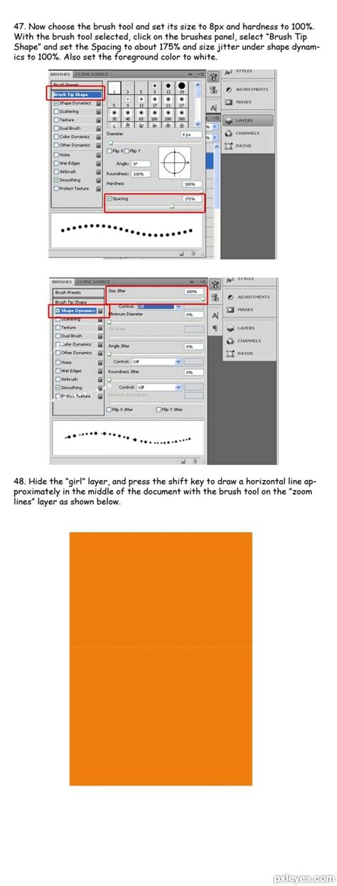 tutorial html professional creating a professional cartoon effect from a real