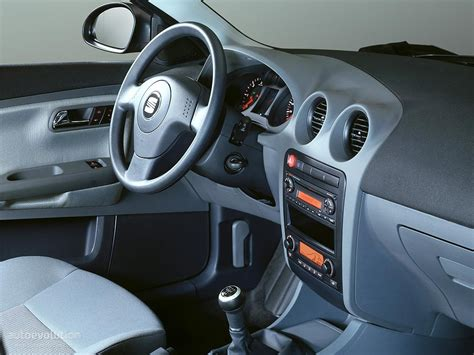 seat ibiza 5 doors 2002 2003 2004 2005 2006