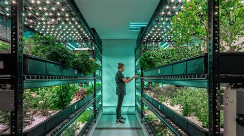 bowery vertical farming raises  million  bring