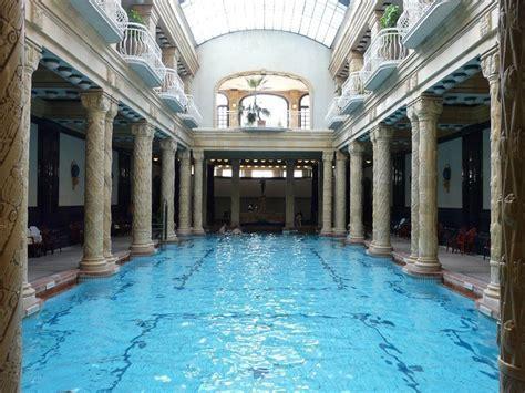 bagni gellert budapest gellert thermal bath one of budapest s best thermal baths