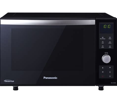 Microwave Oven Panasonic Nn Sm320m buy panasonic nn df386bbpq combination microwave black