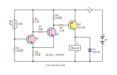 transistor bc548 steren controles autom 225 ticos de luces