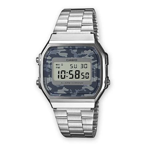 casio piccolo argento prezzo a168wec 1ef casio collection boutique en ligne casio
