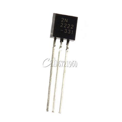 transistor hours 100pcs npn transistor to 92 2n2222a 2n2222 ebay