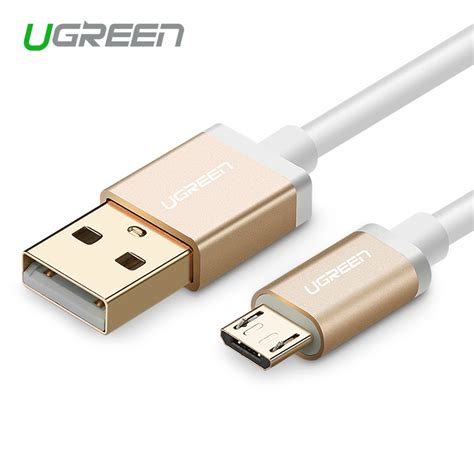 Mobile Phone Cable ugreen micro usb cable fast charging mobile phone cable