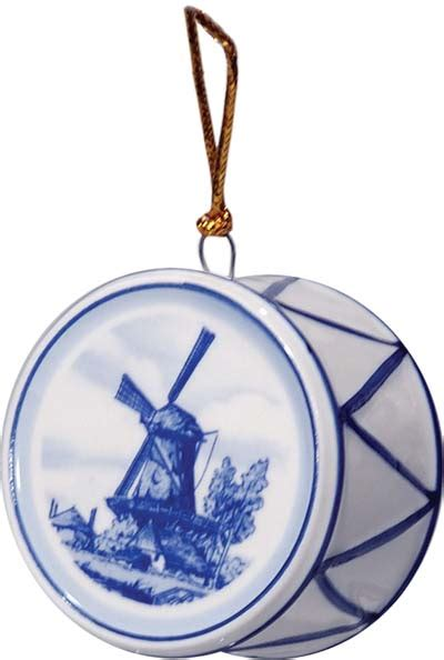 christmas ornaments delft blue and white blue and white delft drum ornament blue and white delft snowman ornament