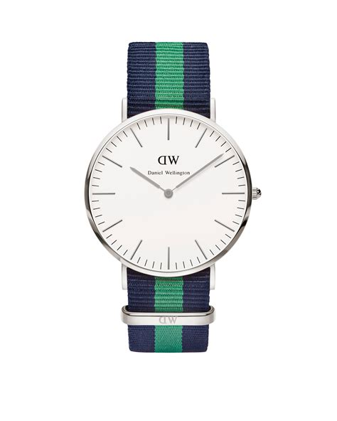 Daniel Wellington Green daniel wellington 0205dw in green for