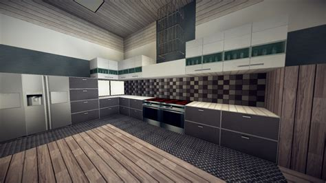 modern kitchen minecraft urbancraft official ucp texture pack 128x128 minecraft