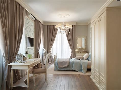 blue taupe brown traditional bedroom interior design ideas