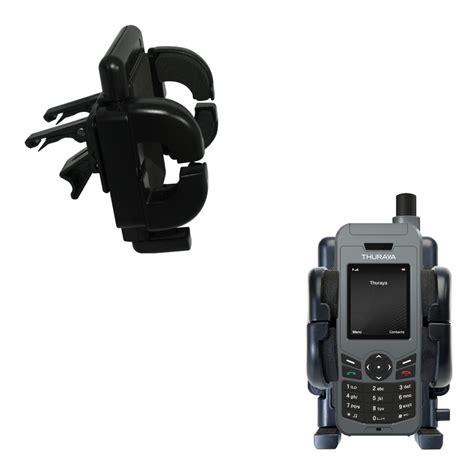 Thuraya Xt Lite Ready Stok gomadic air vent clip based cradle holder car auto mount