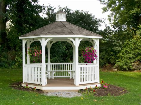 gazebo white 110 gazebo designs ideas wood vinyl octagon