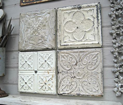 rustic wall decor antique architectural salvage 4 framed