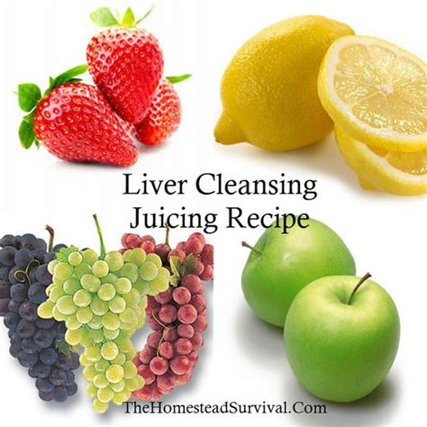 Liver Detox By Juicing by The World S Catalog Of Ideas
