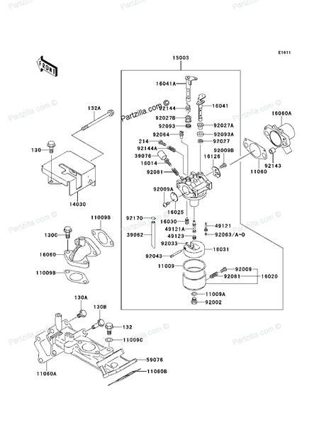 kawasaki mule 550 parts diagram kawasaki mule 2000 2510 schematic get free image about