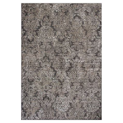 avenue rug kas rugs avenue taupe 2 ft 2 in x 3 ft 7 in area rug pro861222x37 the home depot