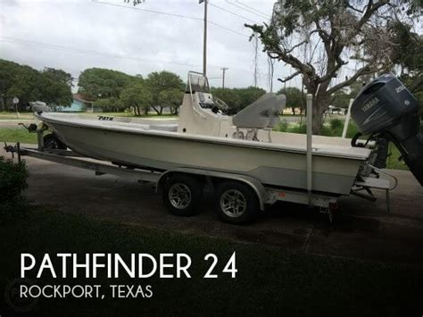 pathfinder boats rockport texas 2004 pathfinder 24 24 foot 2004 pathfinder yacht in