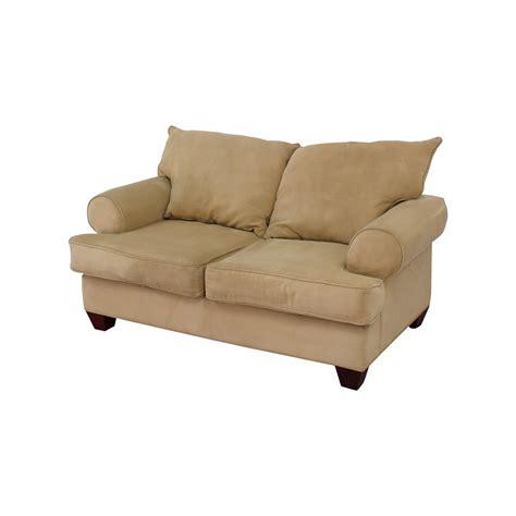 bobs furniture sofa 41 off bob s furniture bob s furniture beige two