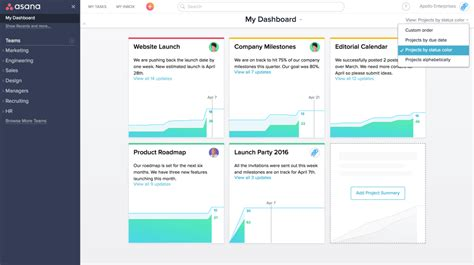 The 14 Must Have Free Tools To Run Your Small Business Asana Project Management Templates