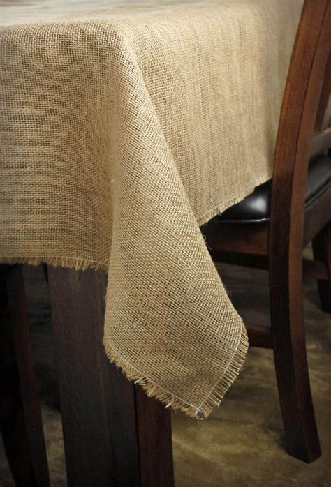 burlap square tablecloth 72in the wedding i ll with