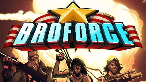 full version of broforce broforce macintosh
