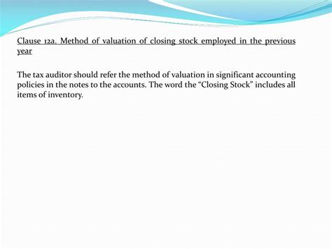 section 145a ppt tax audit under section 44ab of income tax act 1961