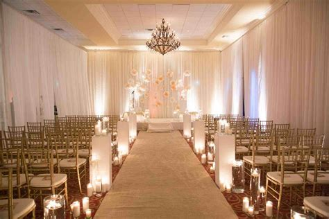 wedding indoor indoor wedding ceremony backdrop siudy net