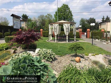 garden pavillon pavillon quot krakau quot garden and pools