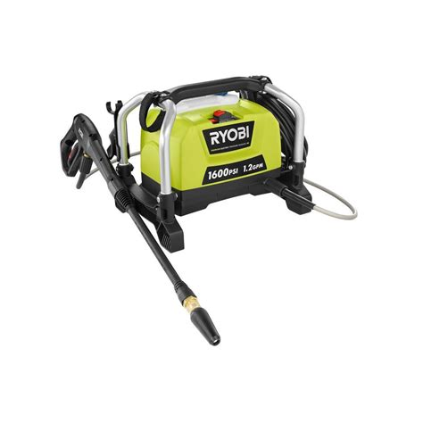 ryobi psi gpm electric pressure washer outdoor