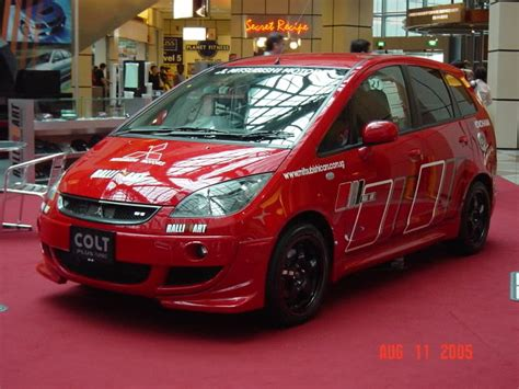 mitsubishi colt turbo ralliart mitsubishi colt ralliart version r 15 turbo picture 12