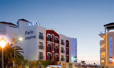 perla marina hotel nerja costa del sol holidays