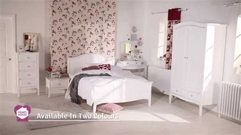heart bedroom furniture heart of house avignon bedroom furniture youtube