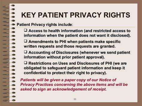 Hipaa Privacy Rights Hipaa By Miami Valley Hospital S Hipaa