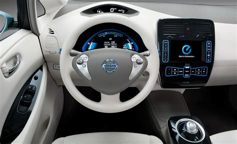 nissan leaf interior 2014 nissan leaf interior car interior design