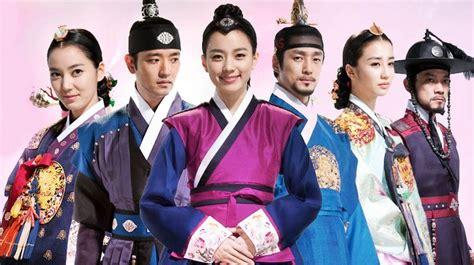 drama korea romantis joseon set during the reign of king sukjong in the joseon dynasty