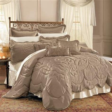 domestications bedding catalog satin rose comforter
