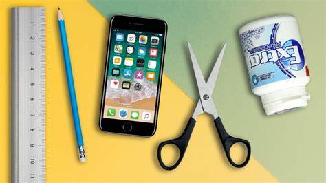 iphone stativ selber bauen tippcenter