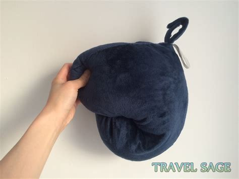 J Pillow Travel Pillow by J Pillow Travel Pillow Review Neck Support